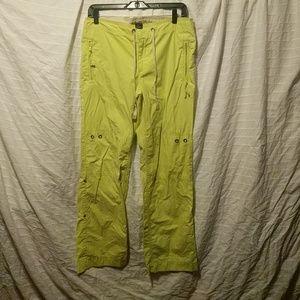 Womens Gap Cargo Pants Size 4